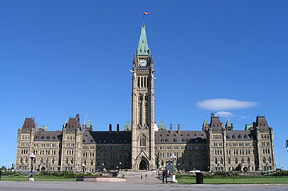 Peace Tower, Ottawa, Ontario